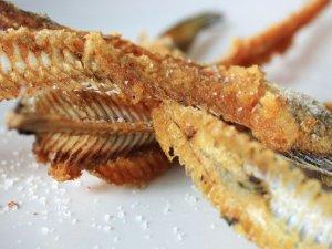 استخوان ماهی